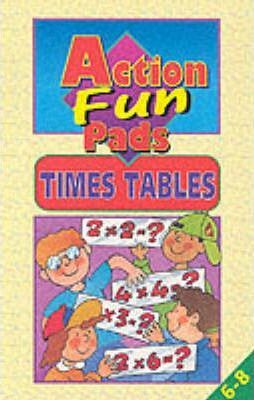 Action Fun Pads: Times Tables