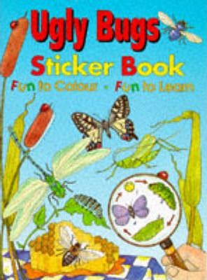 Ugly Bugs Sticker Book