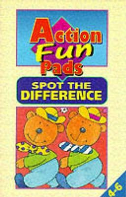 Action Fun Pads: Spot the Difference!