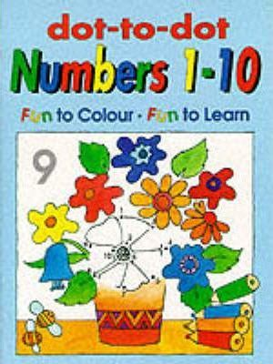 Dot to Dot: Numbers 1-10