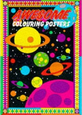 Awesome Colouring Posters: Mazes and Mosaics