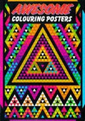 Awesome Colouring Posters: Night and Day