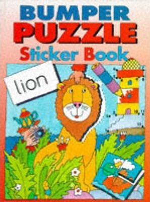 Bumper Puzzle Sticker Book