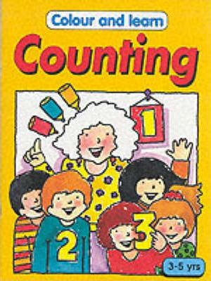 Colour and Learn: Counting