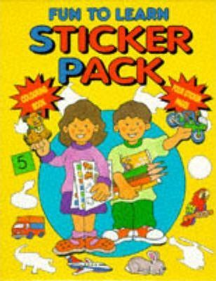 Fun to Learn Sticker Pack