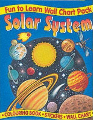 Solar System Wall Chart Pack