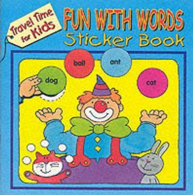Fun with Words: Sticker Book 1