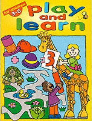 Play and Learn: Age 3-5