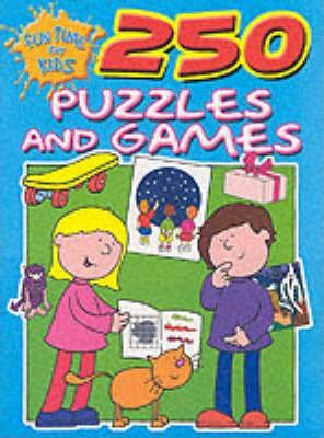 250 Puzzles and Games