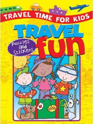 Bumper Puzzle Travel Book