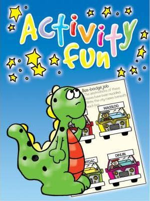 Activity Fun Book: Bk. 2