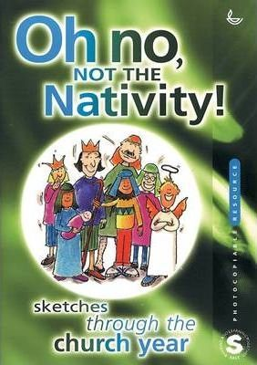 On No, Not the Nativity!