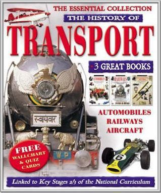 "Snapping-turtle Guide: ""The History of Transport"", ""Pioneers of the Air"", ""The History of Automobiles"""
