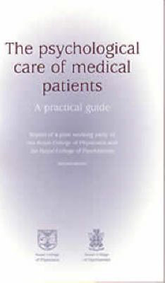 The Psychological Care of Medical Patients