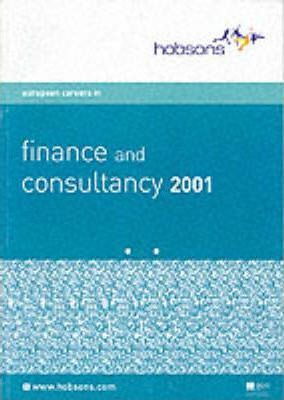 European Careers in Finance and Consultancy 2001