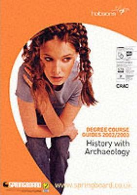 Dcg: History and Archaeology: 2002/2003