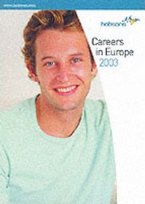 Careers in Europe 2003