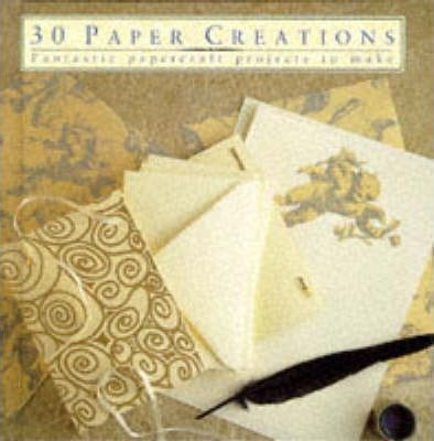 30 Paper Creations