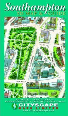 Southampton 3D Map and Guide