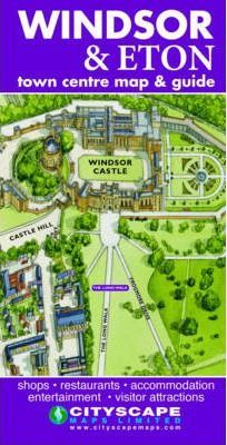 Windsor and Eton Town Map and Guide