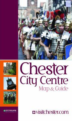 Chester City Centre Map and Guide