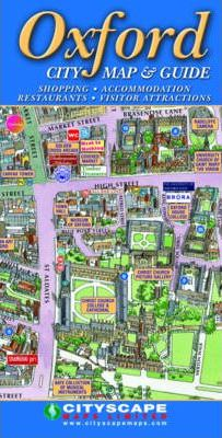 Oxford City Map and Guide