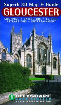 Gloucester City Centre Map and Guide