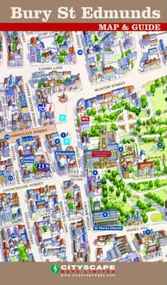 Bury St Edmunds Town Centre Map and Guide