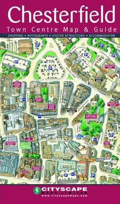 Chesterfield Town Centre Map and Guide