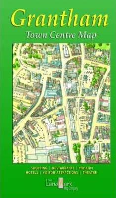 Grantham Town Centre Map