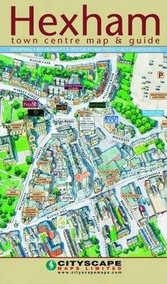 Hexham Town Centre Map and Guide
