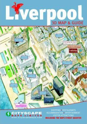 Liverpool 3D Map and Guide