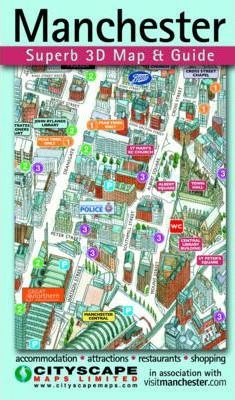 Manchester City Map and Guide