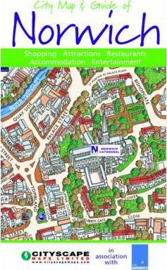 City Map and Guide of Norwich