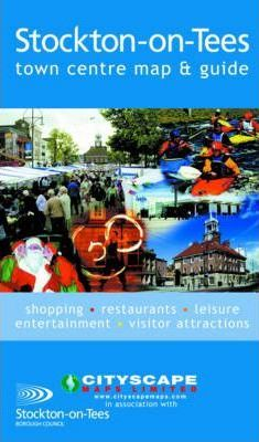 Stockton-on-Tees Town Centre Map and Guide