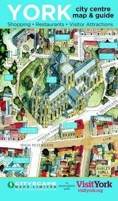 York City Map and Guide
