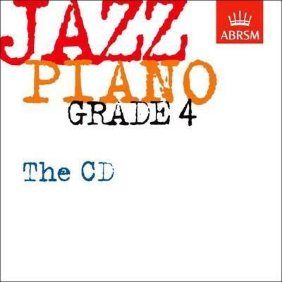 Jazz Piano Grade 4: The CD