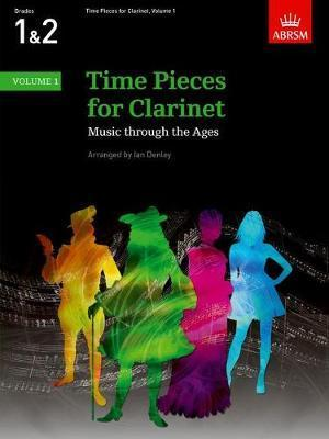 Time Pieces for Clarinet, Volume 1