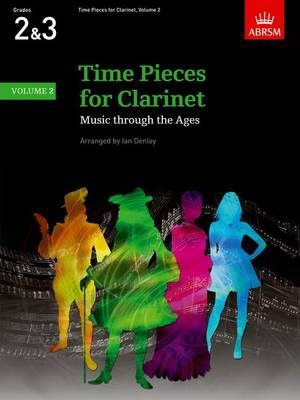 Time Pieces for Clarinet, Volume 2