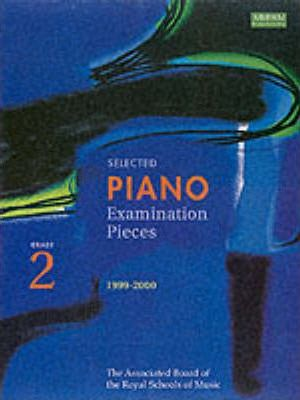 Piano Exam Pieces 1999: Grade 2