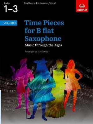 Time Pieces for B flat Saxophone, Volume 1