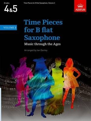 Time Pieces for B flat Saxophone, Volume 2