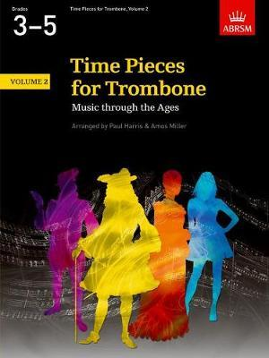Time Pieces for Trombone, Volume 2