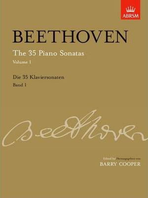 The 35 Piano Sonatas: Volume 1