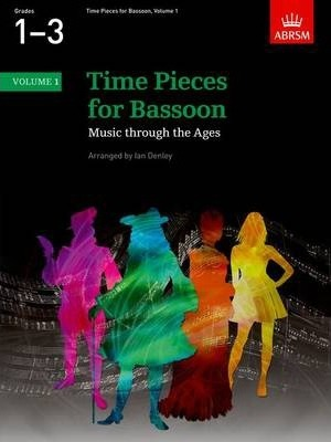 Time Pieces for Bassoon, Volume 1