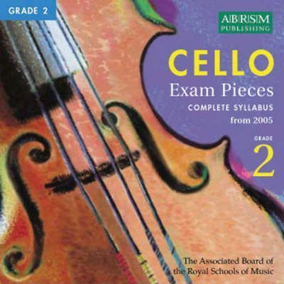 Cello Exam Pieces from 2005 Grade 2