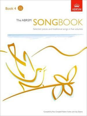 The ABRSM Songbook, Book 4 : Selected pieces and traditional songs in five volumes
