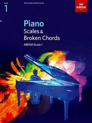 Piano Scales & Broken Chords, Grade 1 - ABRSM