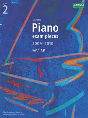 Selected Piano Exam Pieces 2009-2010: Grade 2