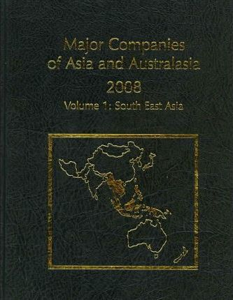 Major Companies of Asia and Australasia 2008 24 V1